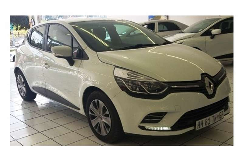 2018 Renault Clio 66kW turbo Authentique
