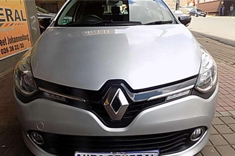 2015 Renault Clio 1.6 Expression 5 door