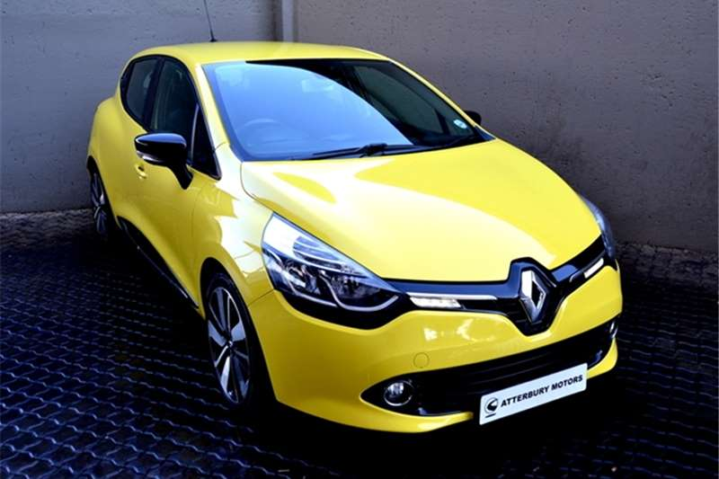 2013 Renault Clio 66kW turbo Dynamique