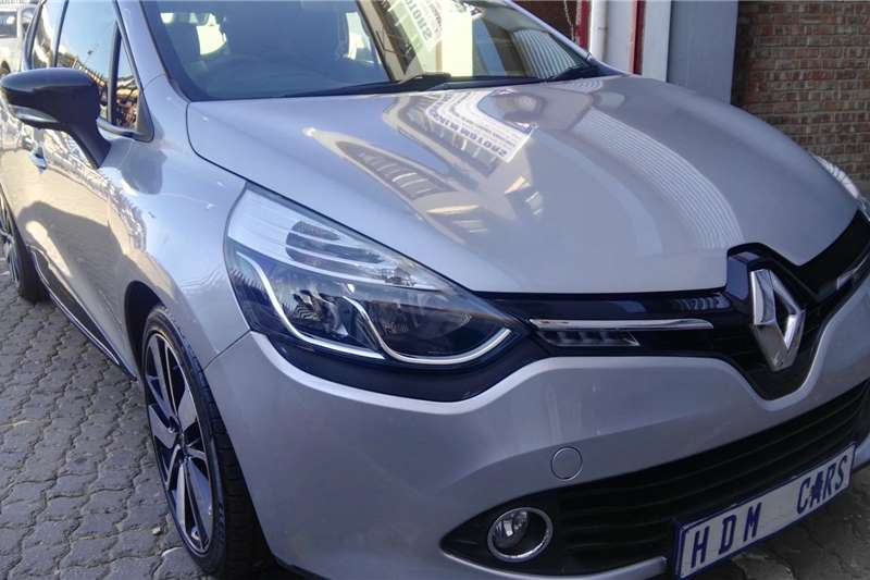 2015 Renault Clio 66kW turbo Dynamique