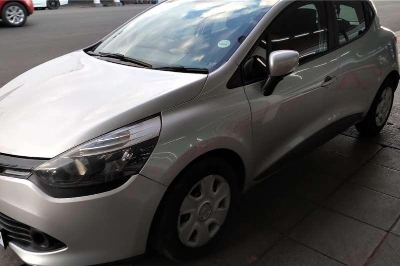 2015 Renault Clio 66kW turbo Authentique