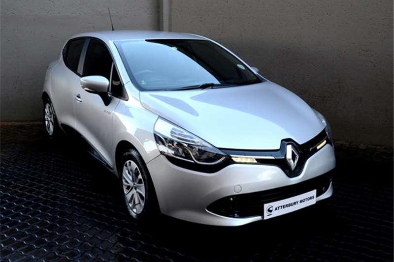 2016 Renault Clio 66kW turbo Blaze