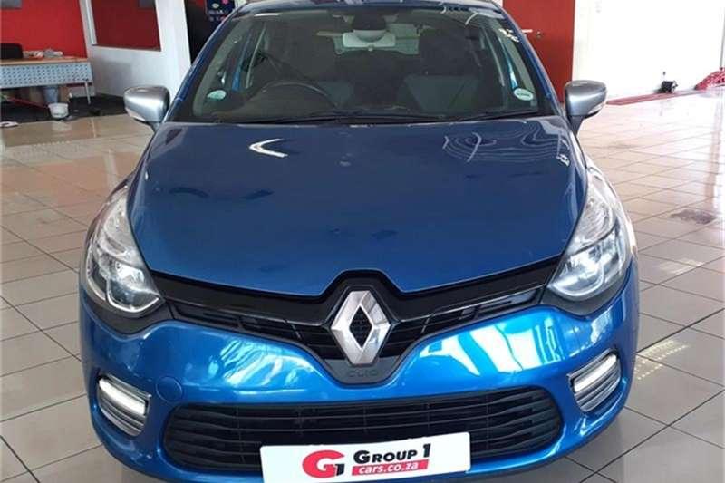 2015 Renault Clio 66kW turbo GT Line