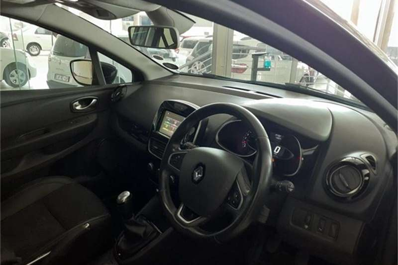 2017 Renault Clio 66kW turbo Dynamique