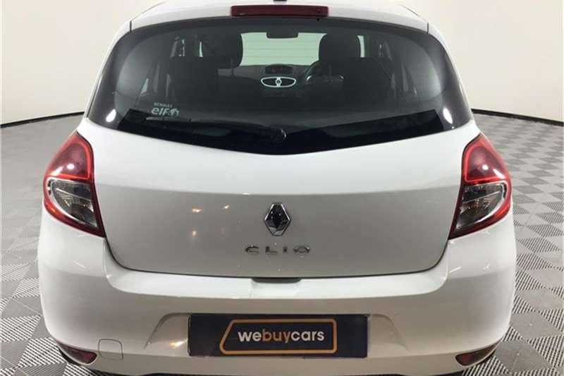 2012 Renault Clio 1.6 Yahoo! Plus