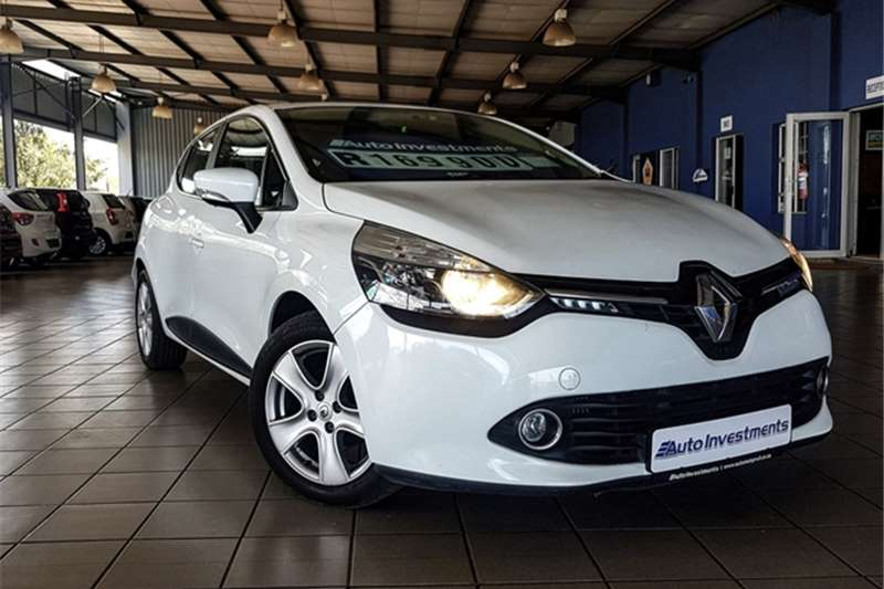 2016 Renault Clio 66kW turbo Authentique