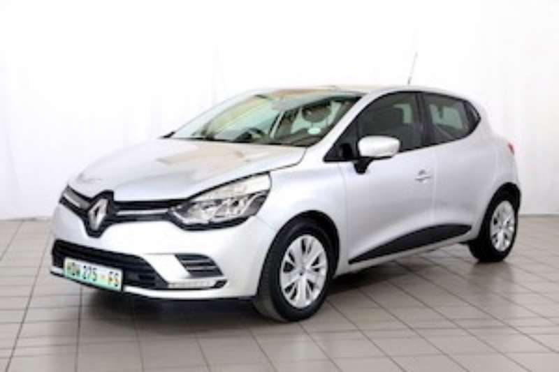 Renault Clio IV 900T AUTHENTIQUE 5DR (66KW) 2017