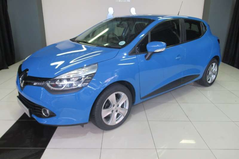 Renault Clio IV 900T Expression 2015