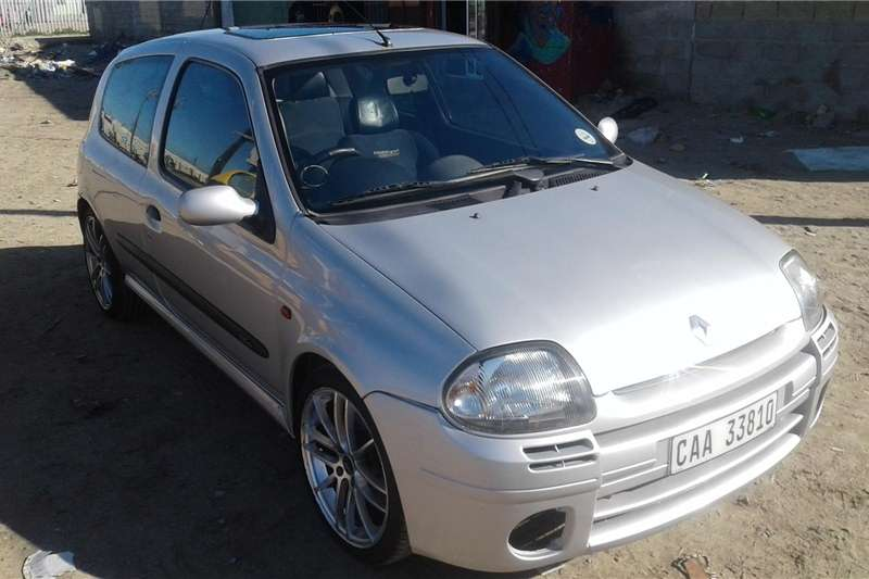 Renault Clio RS 200 Cup 2002