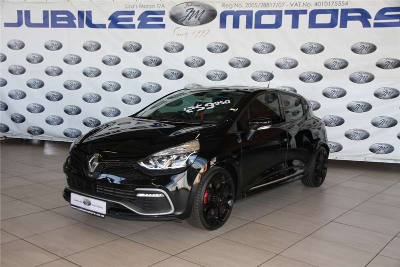 Renault Clio RS 200 Cup 2015
