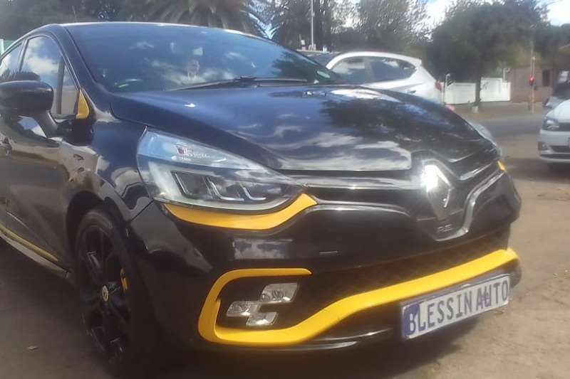 Renault Clio RS 200 Cup 2018