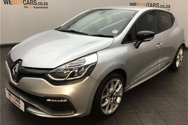 Renault Clio RS 200 Lux 2015