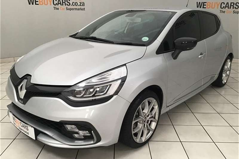 Renault Clio RS 200 Lux 2018