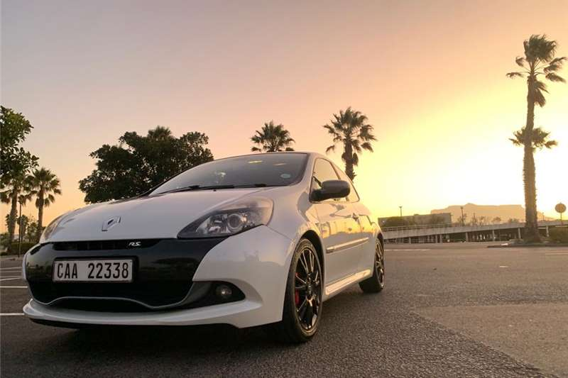 Renault Clio RS 20th Anniversary Edition 2010