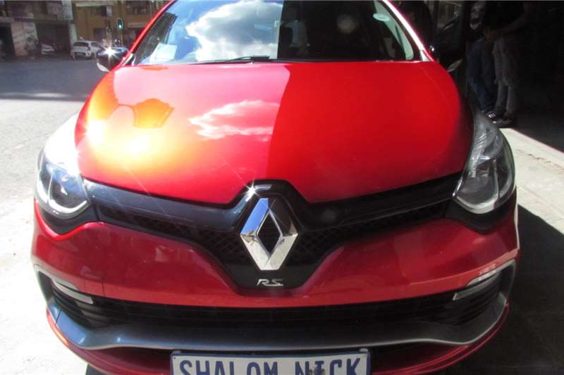 Renault Clio RS 220 Trophy 2014