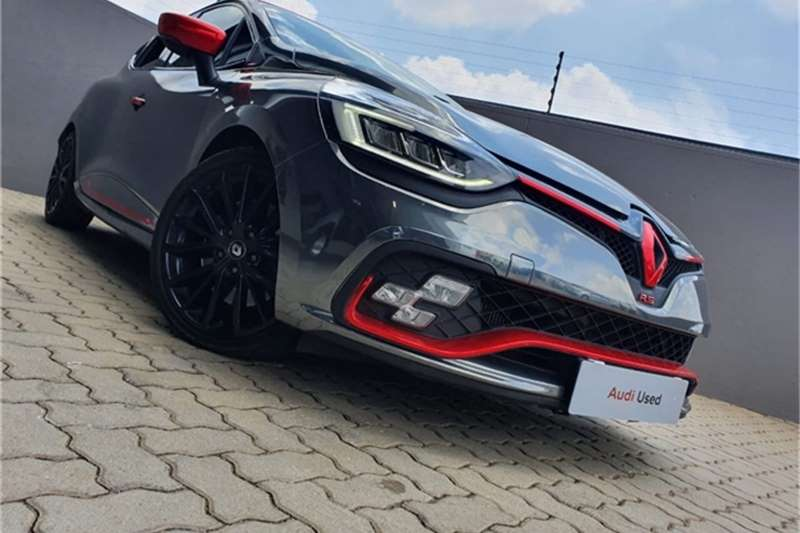 Renault Clio RS 220 Trophy 2017
