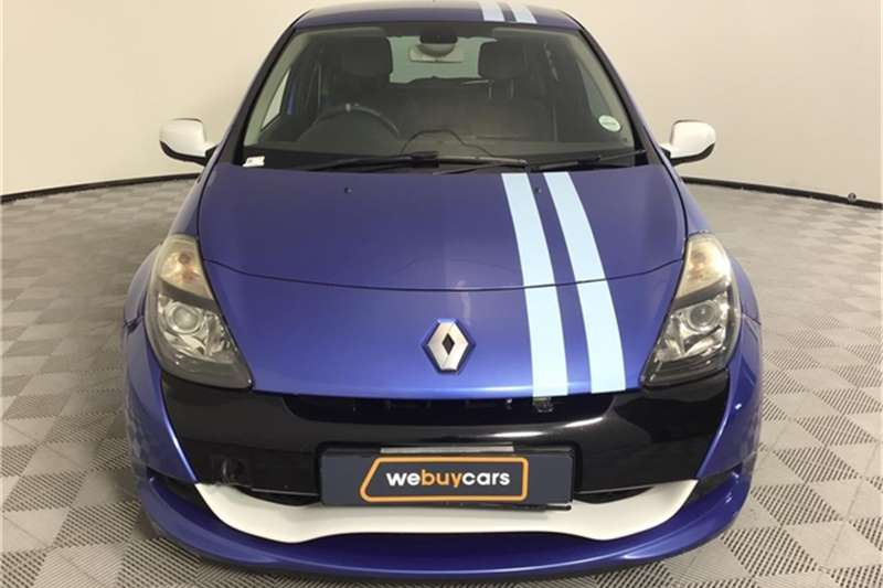 Renault Clio RS Gordini 2011