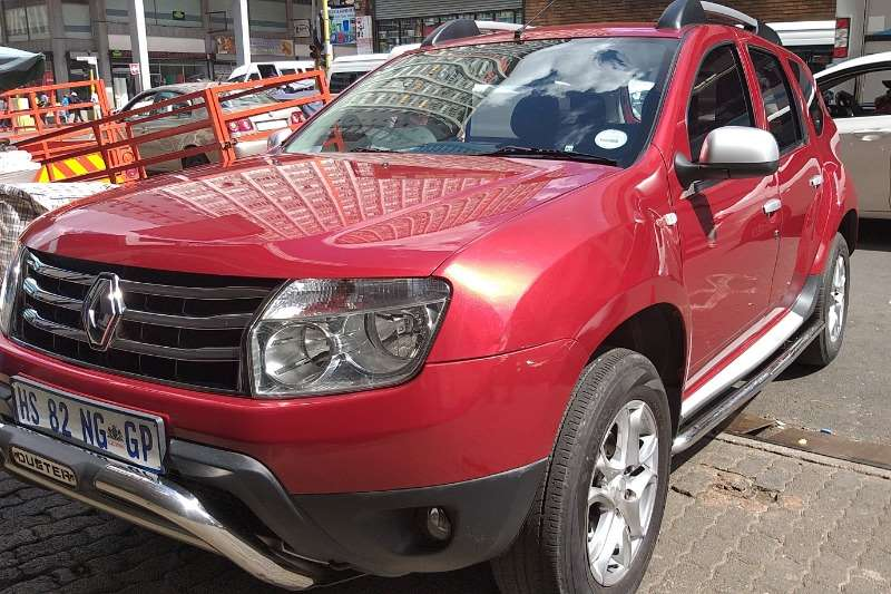 Renault Duster 1.5 DCi 2014