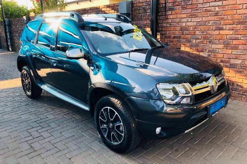Renault Duster 1.5 dCI DYNAMIQUE 4X4 2018