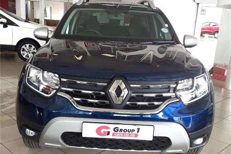 Renault Duster 1.5 dCI PRESITIGE EDC 2020