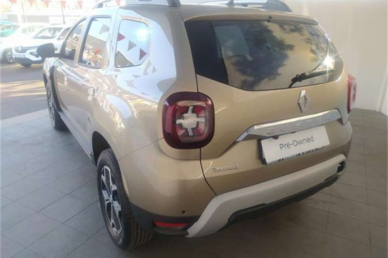 2021 Renault Duster DUSTER 1.5 dCI TECHROAD EDC