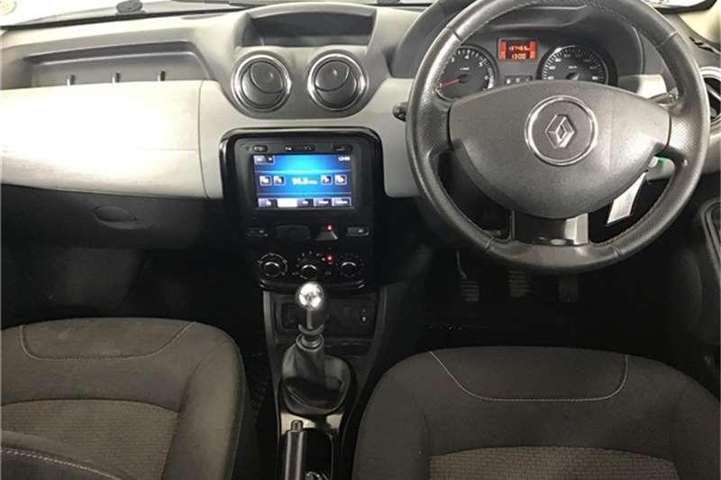 Renault Duster 1.5dCi Dynamique 2014
