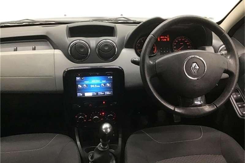 Renault Duster 1.5dCi Dynamique 2015