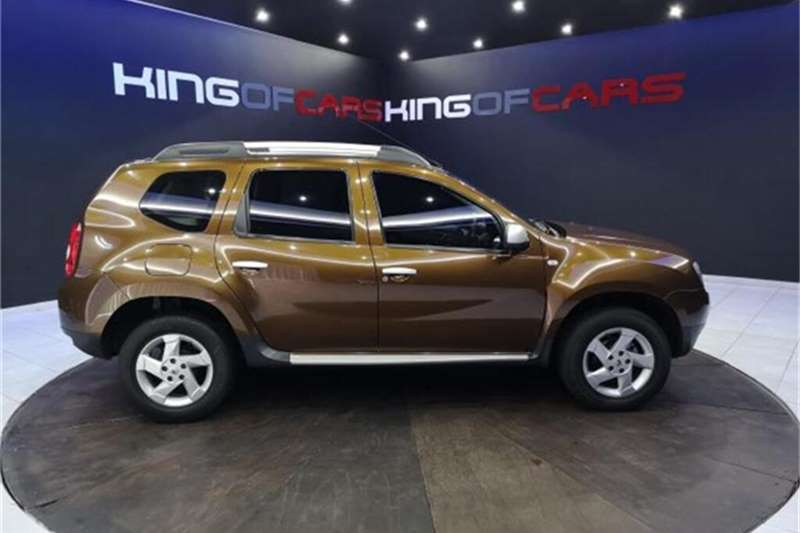 Used 2015 Renault Duster 1.5dCi Dynamique