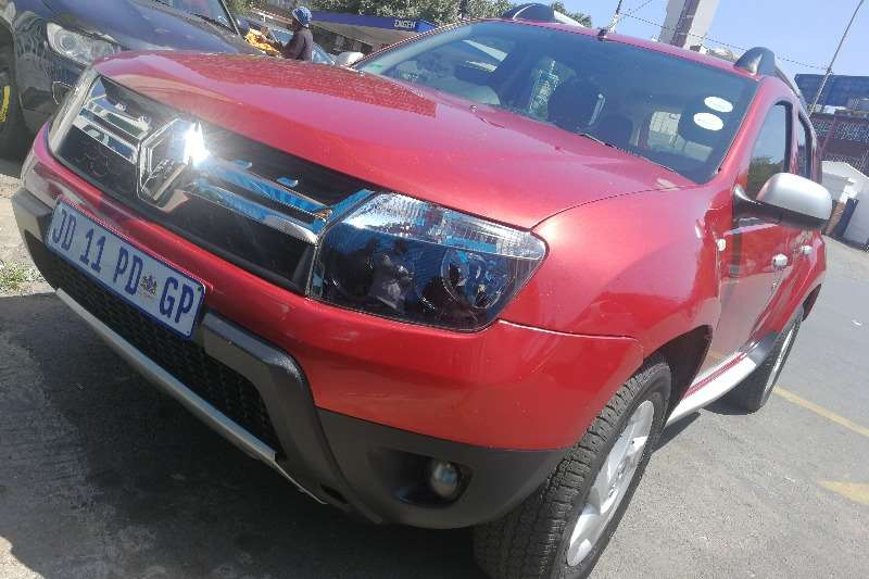 Used 2016 Renault Duster 1.5dCi Dynamique