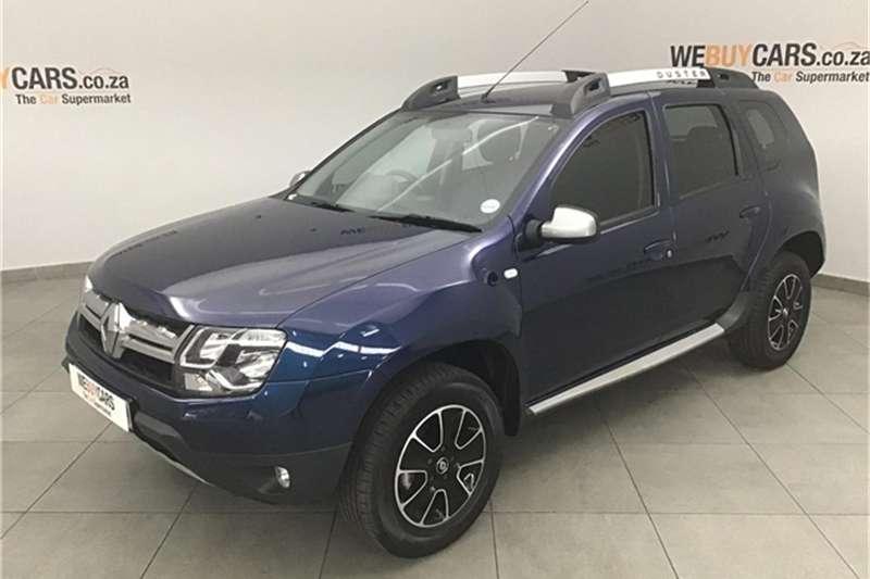Renault Duster 1.5dCi Dynamique 2018