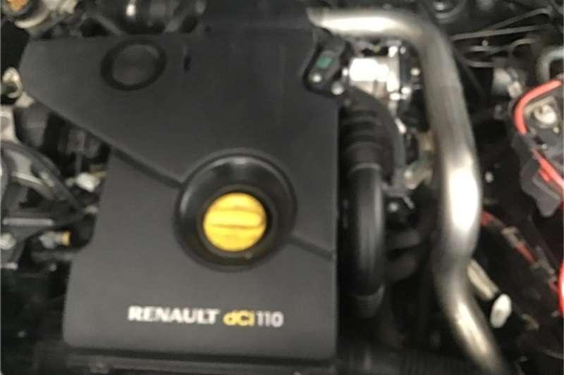 Renault Duster 1.5dCi Dynamique 4WD 2013