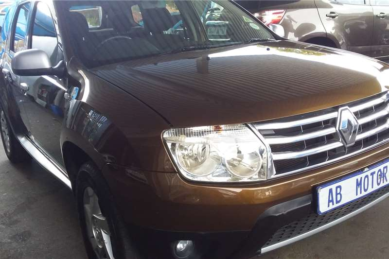 Used 2014 Renault Duster 1.5dCi Dynamique 4WD