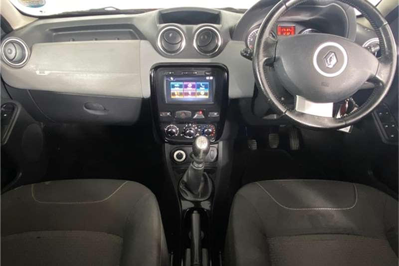 2014 Renault Duster Duster 1.5dCi Dynamique 4WD
