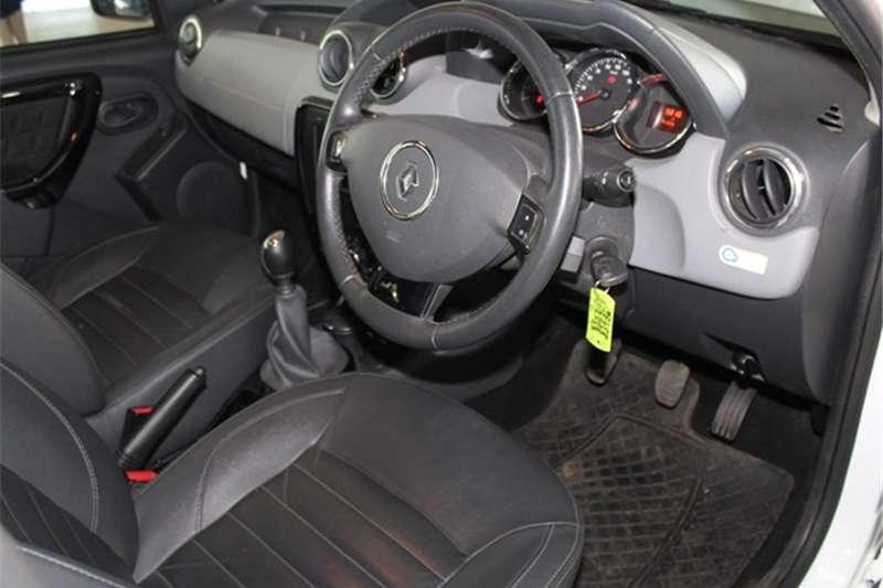 Renault Duster 1.5dCi Dynamique 4WD 2016