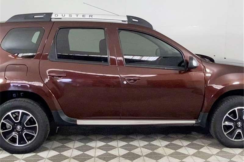 2017 Renault Duster Duster 1.5dCi Dynamique 4WD