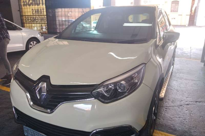 Used 2015 Renault Duster 1.5dCi Dynamique auto
