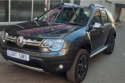 Used 2018 Renault Duster 1.5dCi Dynamique auto