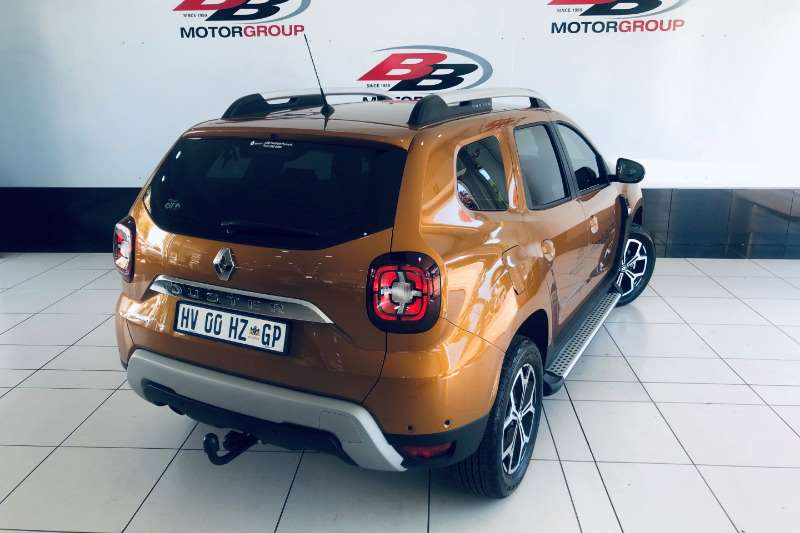 Renault Duster 1.5dCi Prestige EDC 2019
