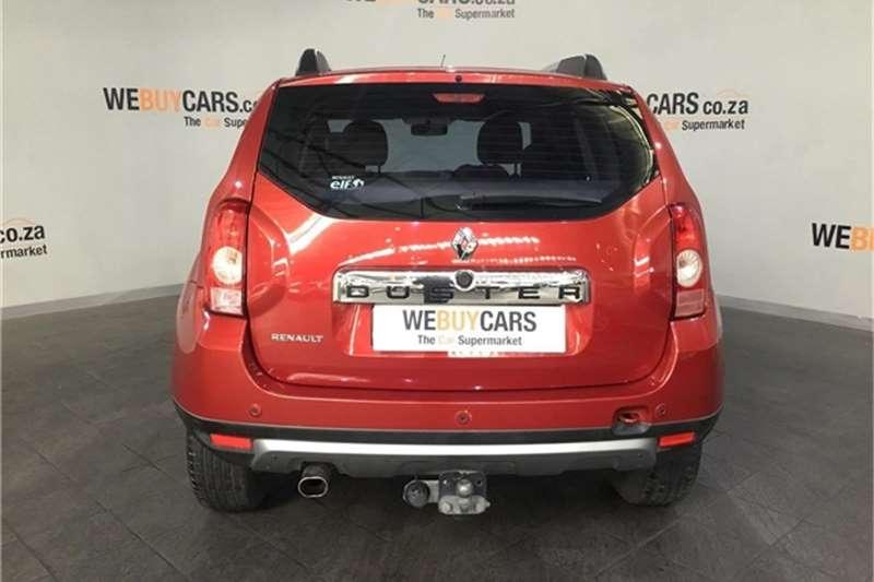 Renault Duster 1.6 Dynamique 2013