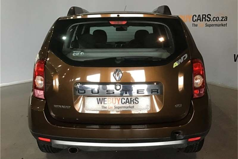 Renault Duster 1.6 Dynamique 2014