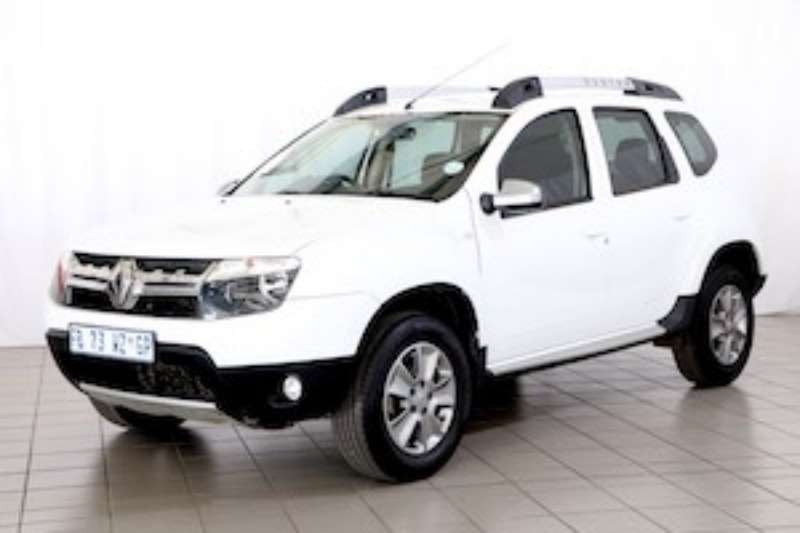Renault Duster 1.6 DYNANAMIQUE 2016