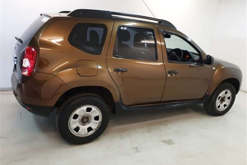 Renault Duster 1.6 Expression 2014
