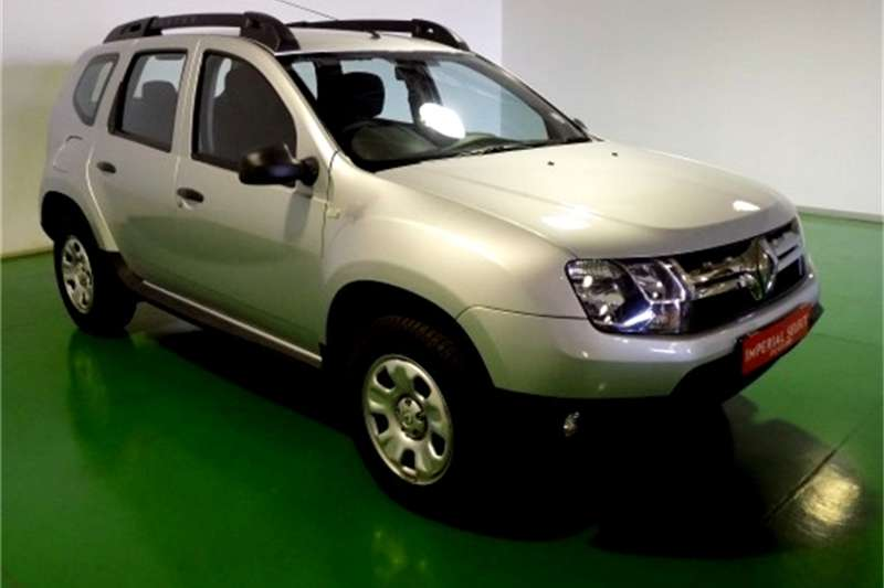 Renault Duster 1.6 Expression 2017