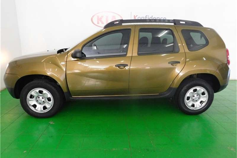 Renault Duster 1.6 Expression 2018