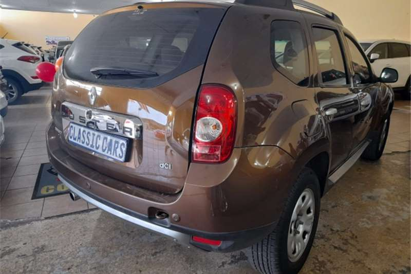 Used 2014 Renault Duster