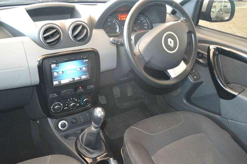2015 Renault Duster 1.5dCi Dynamique 4WD