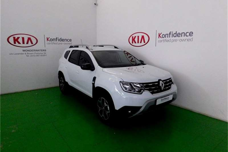 2020 Renault Duster DUSTER 1.5 dCI TECHROAD EDC