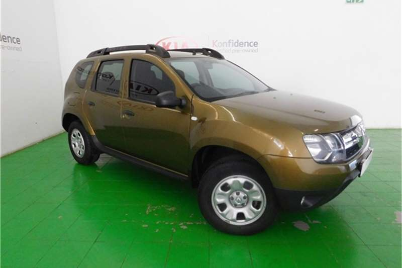 2018 Renault Duster 1.6 Expression