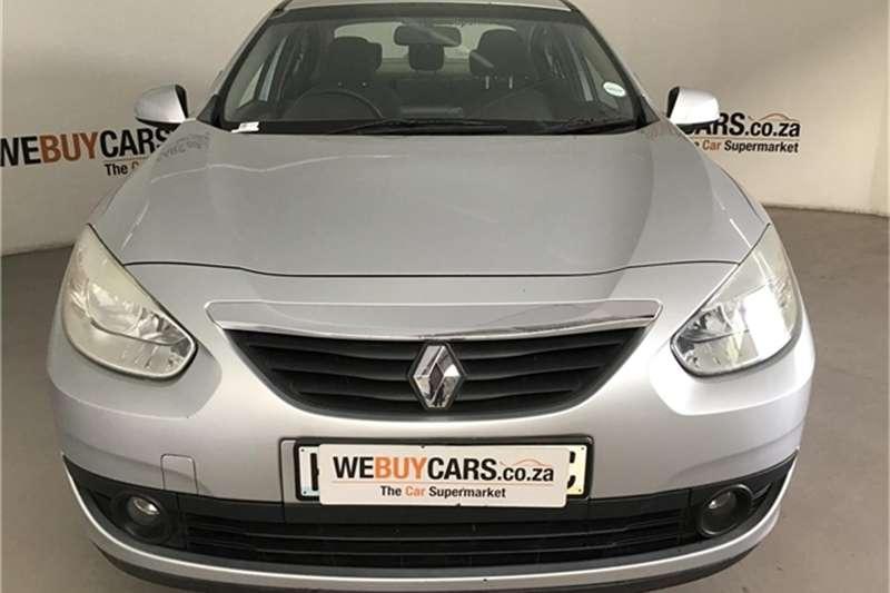 Renault Fluence 1.6 Dynamique 2012