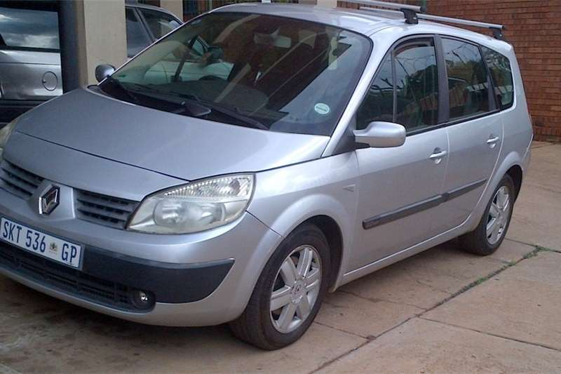 Renault Grand Scenic For Sale In Gauteng